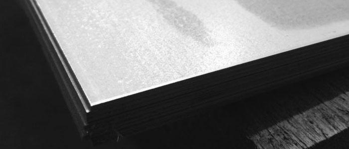 Zincanneal Steel Product Range